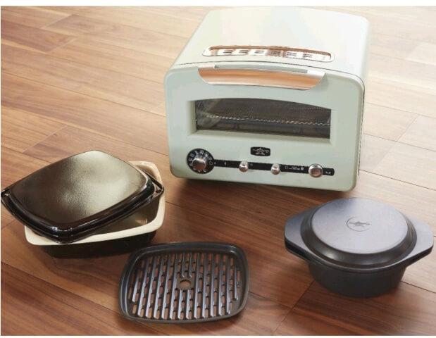 アラジン グリル&トースターの付属品