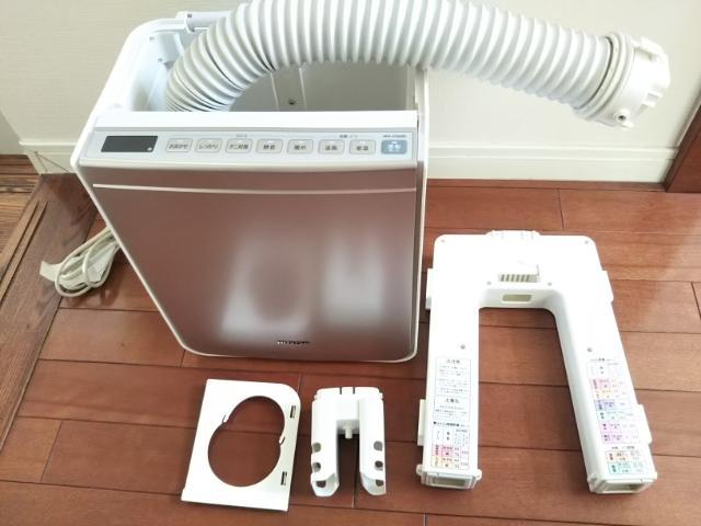 日立布団乾燥機の付属品
